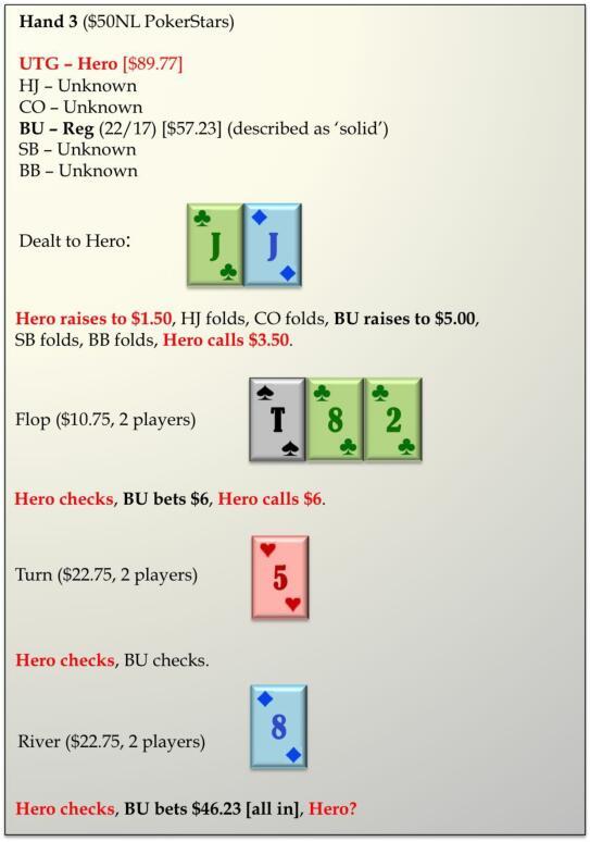 六人桌常规局典型牌例100手-3