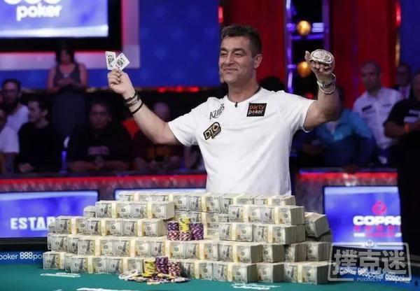 55岁世界冠军赢得1000万美金的心路历程