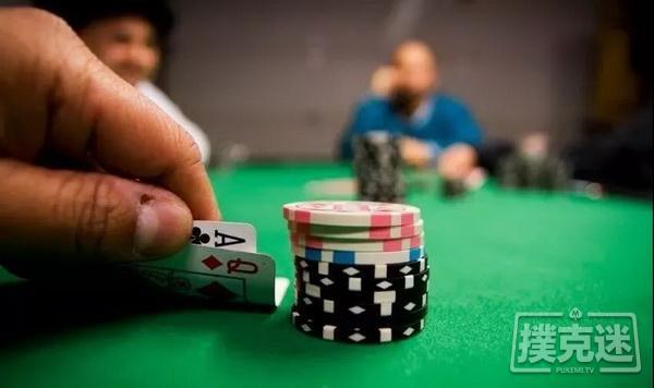 扑克就是生意!!